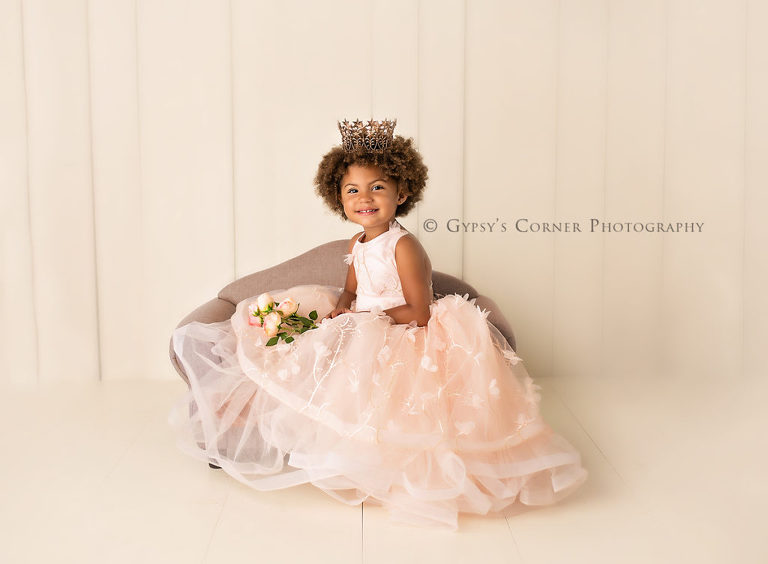Buffalo Fairytale Photographer - Princess themed by Gypsys Corner Photography