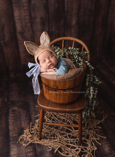 Buffalo-NY-Newborn-and-Baby-Photography-Baby-boy-as-Peter-Rabbit