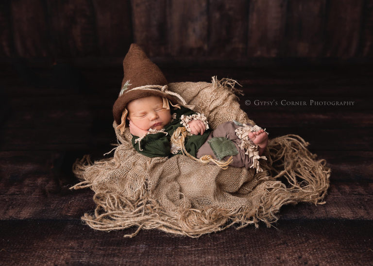 Buffalo NY Newborn Photography-